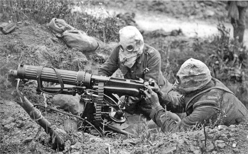 Early Gas Masks Were Terrifying, But Not As Terrifying As Everyday Life For Soldiers On The Front. [Source: historyonthenet.com]