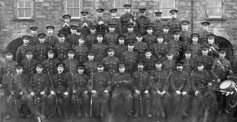Meet a Few Members of the 1st Newfoundland Regiment; of the 801 who Arrived at Beaumont-Hamel on July 1, 1916, only 68 Were Able to Fight the Next Day. Among the Dead, 14 Sets of Brothers Died Together in a Single Day. Stories Like This Were More Common Than We Appreciate. [Photo Source: Wikipedia]