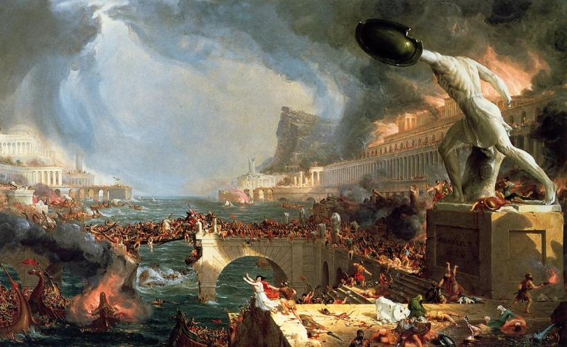 the-course-of-empire-destruction-thomas-cole-1836